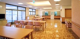ホール(食堂)